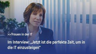 Frauen in IT / Arbeiten bei Computacenter - Vertrieb