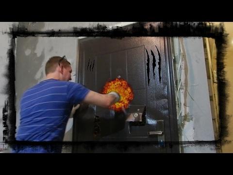Дверь: Китайская фольга