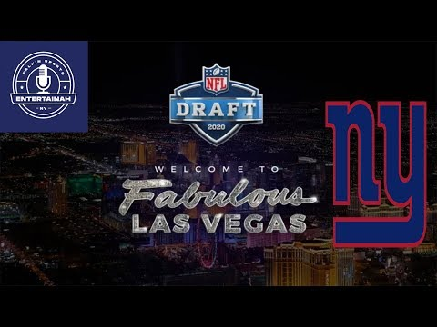 New York Giants- Projecting The Giants Remaining Schedule And Where They Will Pick In 2020 Draft