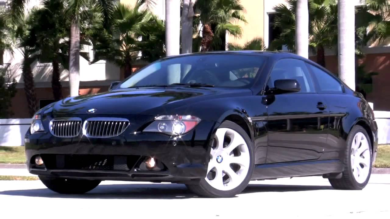 2007 BMW 650i Coupe A2591  YouTube