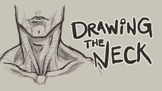 Helpful Tips for Drawing The Neck