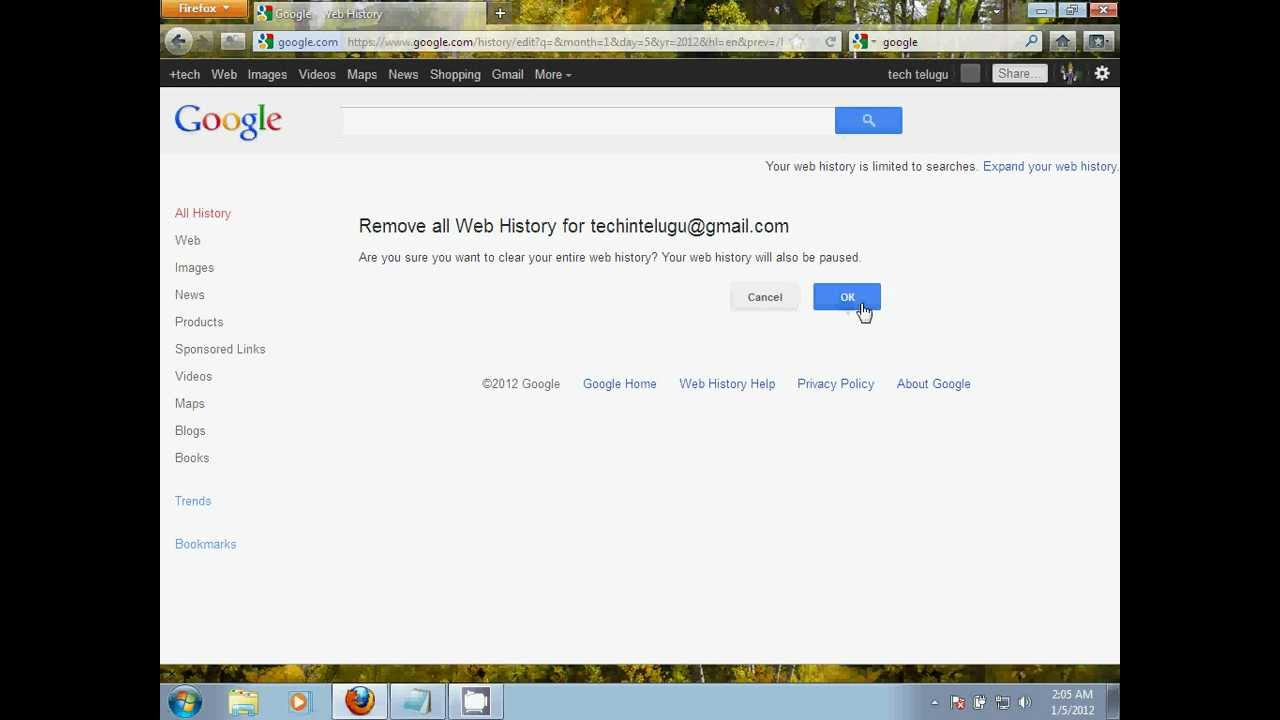 erase google history on iphone how to view and clear browsing history on chrome 16897