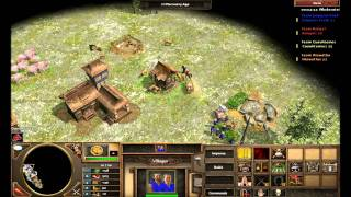 Age of Empires III Japanese gameplay part 1 Thumbnail