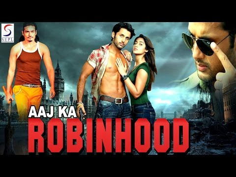 Aaj Ka Robinhood - Dubbed Hindi Movies 2016 Full Movie HD l Nitin