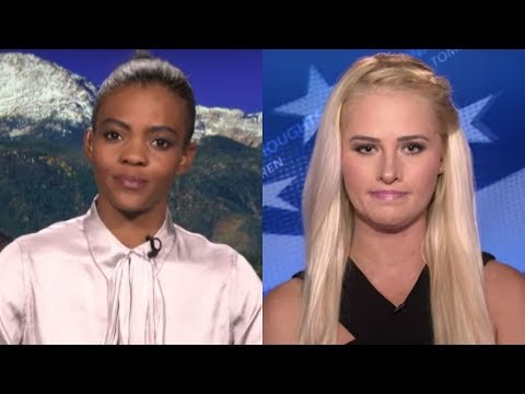 Candace Owens Vs Tomi Lahren | Twitter Meltdown!