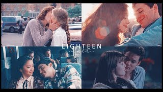 teen movie couples | eighteen