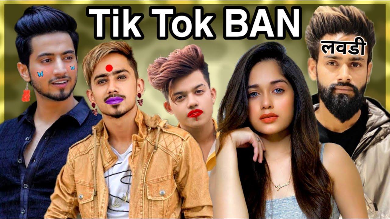 Tik Tok Ban in India || Ft.@Mr. Faisu Riyaz || san ki roast