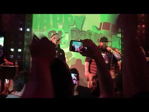 """""""The CIA is Trying to Kill Me"""" Non-Phixion / La Coka Nostra live at SOBs NYC 2017-03-17"""