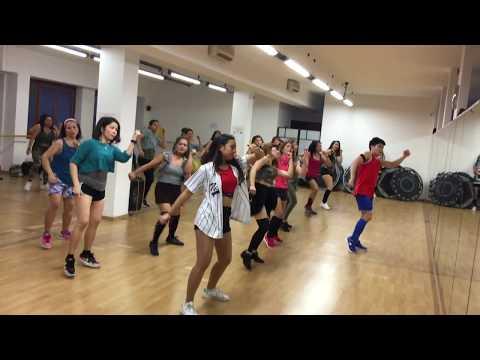 """SHALALA LALA , ALWAYS, & DANCE CHOOPETA"" JM ZUMBA DANCE FITNESS MILAN ITALY"
