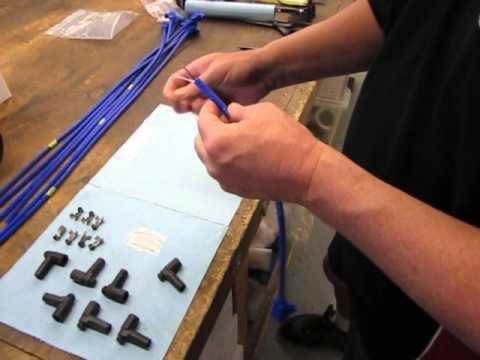 Preparing the EFII Ignition Wire Harness.avi