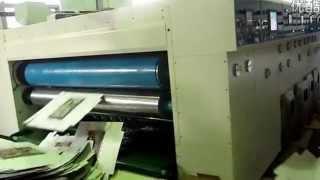 Линия для производства гофротары Pecheneg(, 2012-10-25T10:08:54.000Z)
