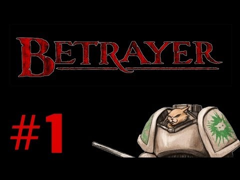 Let's Play Betrayer - Episode 1 - Gameplay Introduction