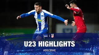 Highlights - Rot-Weiß Erfurt - U23 - Hertha BSC