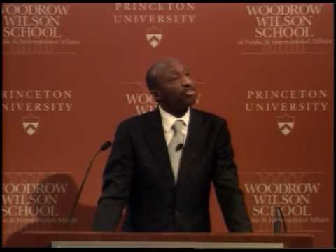 "Kenneth Frazier - ""The Pharmaceutical Industry and Global Health: Striving for Sustainable Models"""