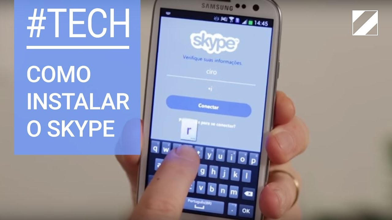 Descargar Skype Gratis para Tablets con Android - YouTube