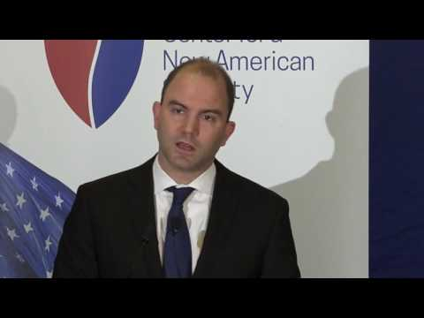 U.S. Policy in Southeast Asia featuring Deputy National Security Advisor Ben Rhodes