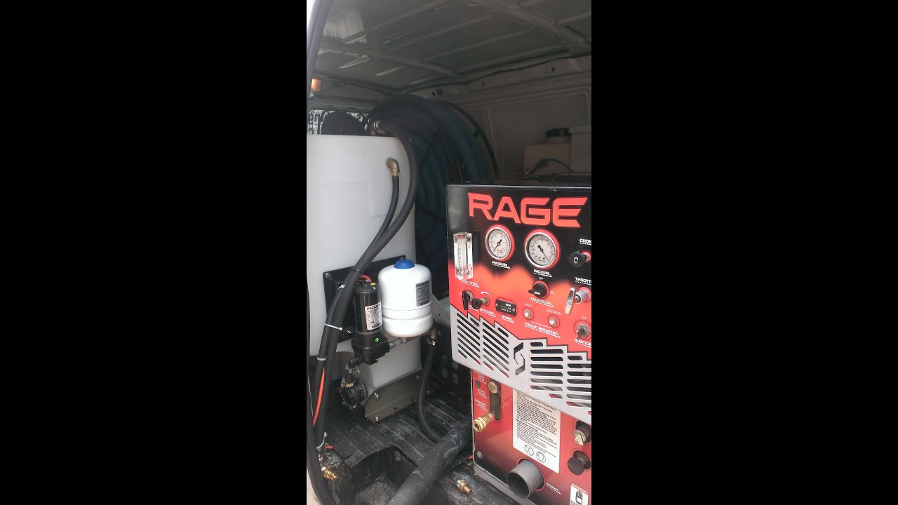 Truck Mounted Machine vs Portable Carpet Cleaning Machine