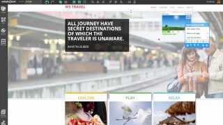 Website.com: How to Add a Custom HTML Widget