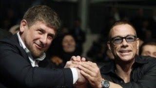 Рамзан Кадыров попросил Жан Клод Ван Дамма дать Интервью в Чечне.(, 2014-02-16T22:12:27.000Z)