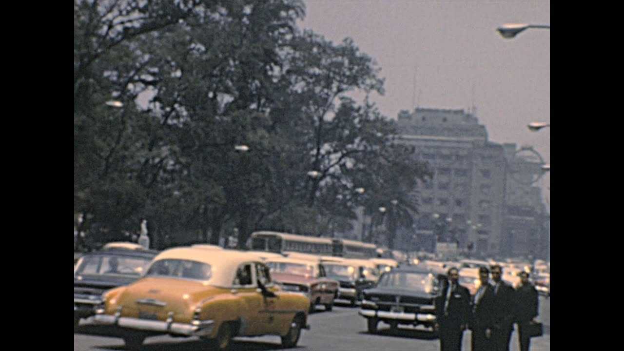 Life in USA 1965 – Archive Footage