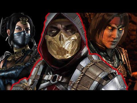 Mortal Kombat 11: All 20 Characters CONFIRMED So Far