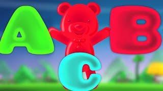 Abecedario en Español para Niños | Educational Rhyme | Aprender Alfabeto Espanol | Abc Song For Kids