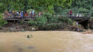 Over a dozen dead in southern Thailand as floods threaten tourist season