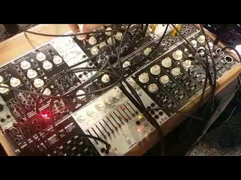 Vermona MeloDICEr et CP256 prototypes at NAMM 2018