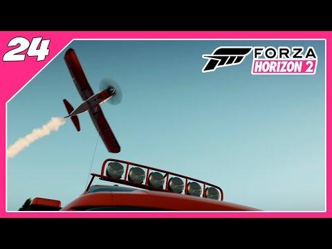 Forza Horizon 2 - #24 - Corrida contra AVIÃO AGRÍCOLA!!!   [Xbox One]
