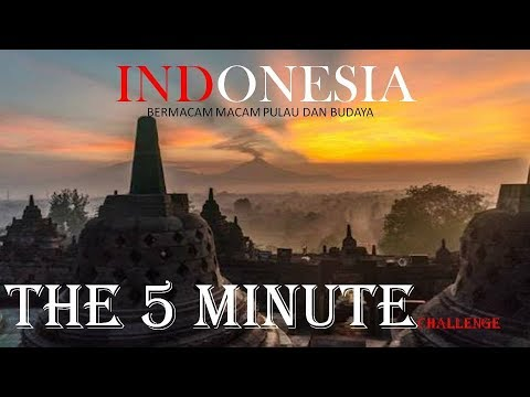 #the5minvidio - connecting lives - INDONESIA