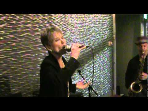 """Audrey Moira Shimkas Singing """"Come Fly With Me"""""""