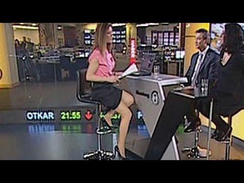 İpek Kaplan Köseoğlu Beautiful Turkish Tv Presenters 04.03.2013