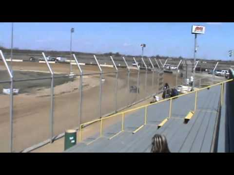 Walsh Racing Team-B Modified Practice #1 3/19/16 @ Outlaw Motor Speedway
