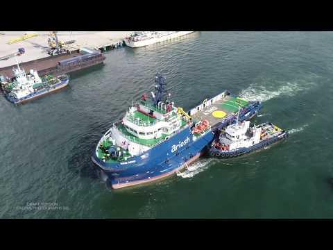 Ariosh Oshe Rewo Anchor Handling Tug Supply (AHTS) Vessel