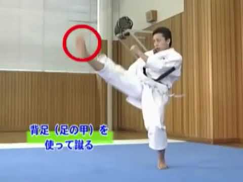 Geri Waza - Masao Kagawa _ Introduction To Karate