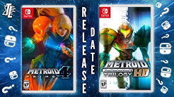Release Dates for Metroid Prime 4 and Metroid Prime Trilogy? (Theory/Discussion)