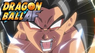 The Power Of A Super Saiyan 5 - Dragonball AF [Trailer]