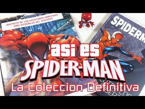 Así Es - Spiderman - La Colección Definitiva - Salvat