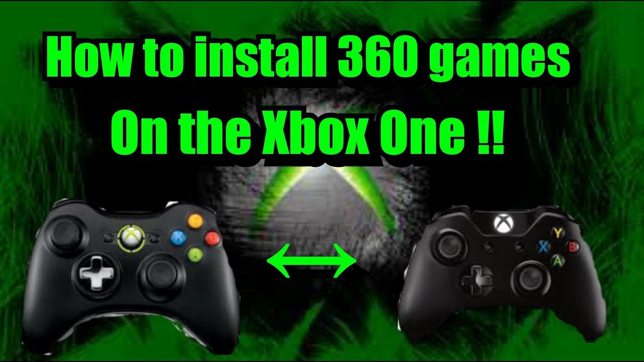 how to play games on xbox one without installing