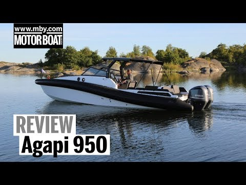 Agapi 950 | Review | Motor Boat & Yachting