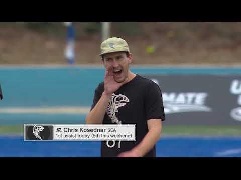 Chicago Machine Vs Seattle Sockeye -- Men's 2019 National Championship