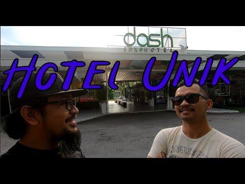 Hotel Kontena Di Cyberjaya| Dash Box Hotel