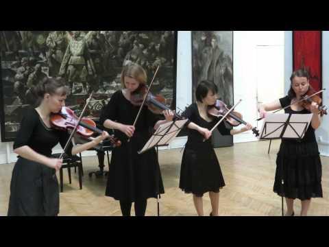 Телеман, Георг Филипп - Концерт для 4-х скрипок соло ля мажор