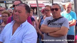 Tocina y Los Rosales contra el terrorismo.
