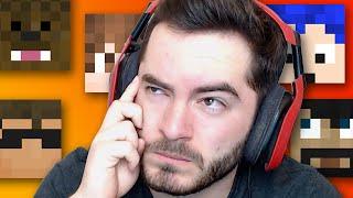 Minecraft: YOUTUBER TRIVIA QUIZ THING