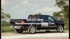 San Juan Capistrano CA Water Damage Repair 949-237-4299 Discount Prices