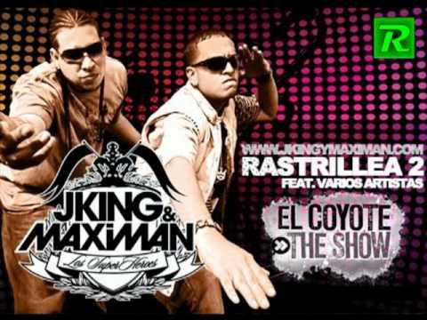 Rastrillea 2 (Remix Oficial) - J King & Maximan feat. Varios Artistas (RJL)