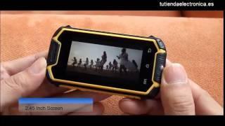 Mini Android IP53 Teléfono - NANEX