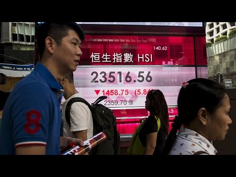 China stock market crash: 'Not a catastrophe, but rather very serious problem'