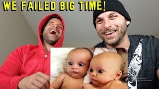 TRY NOT TO LAUGH CHALLENGE - BABIES EDITION
